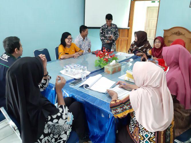 Verifikasi Data BDT Tahun 2019 Kelurahan Banjarejo