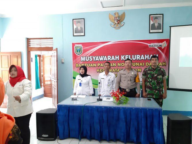 Pelaksanaan Muskel Tahun 2019 Kelurahan Banjarejo