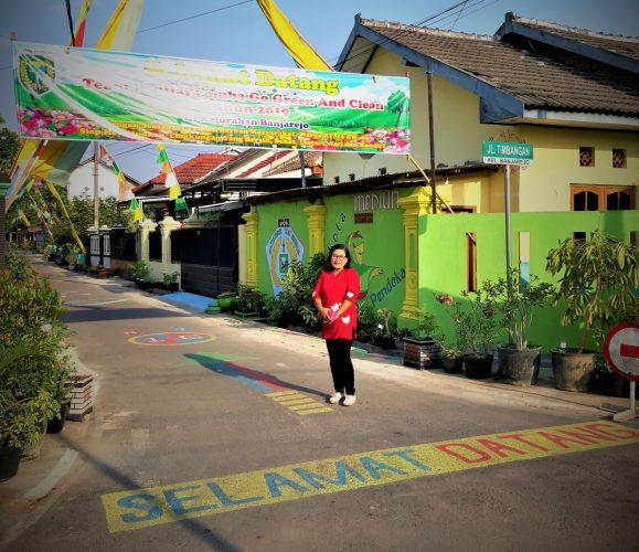 Lingkungan Lomba Go Green and Clean Tahun 2019 Kelurahan Banjarejo