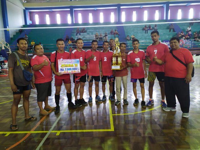 Kelurahan Banjarejo Juara II Walikota Cup 2019